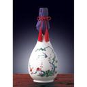 新潟 越の華 寿 陶器ボトル