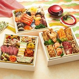 饗宴(きょうえん)三段重