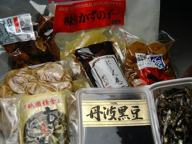 京風おせち料理