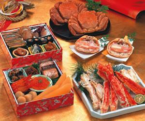 贅を尽くした北のおせち 豪華海鮮おせち料理 北の漁師膳