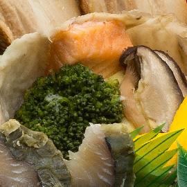 金平黄味海鮮焼1個